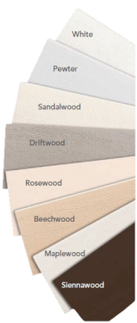 Patio Cover Color Options